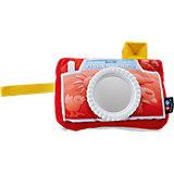 Мягкая игрушка Fisher-Price Фотоаппарат с зеркальцем