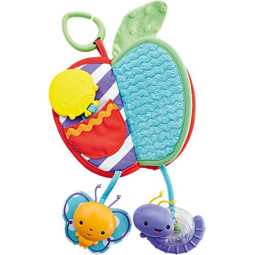 """Развивающая игрушка-книжка """"Яблочко"""" с прорезывателем от Mattel"""