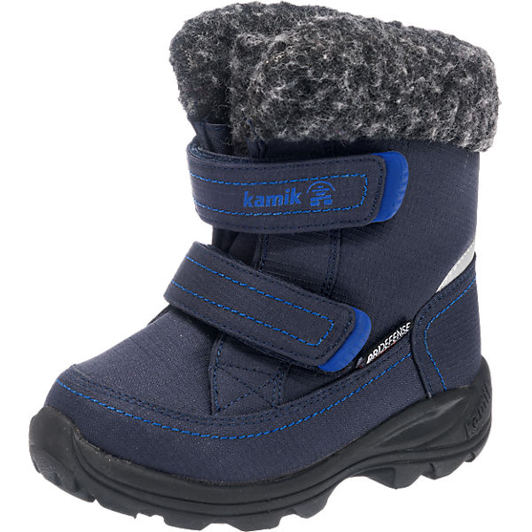 Kinder Winterstiefel LEAF, waterproof