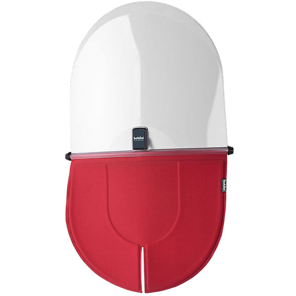 Windschutz Mini ONE, Strawberry Red