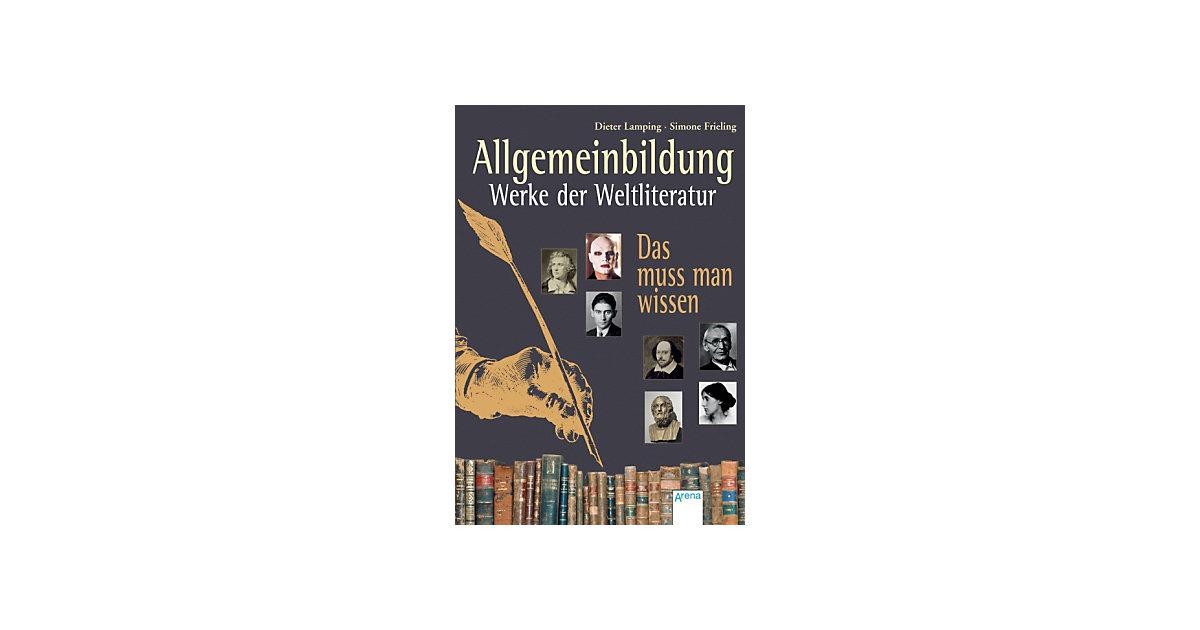 Allgemeinbildung: Werke der Weltliteratur