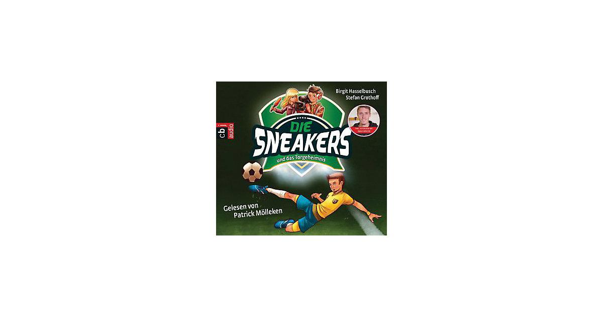 Die Sneakers und das Torgeheimnis, 2 Audio-CDs