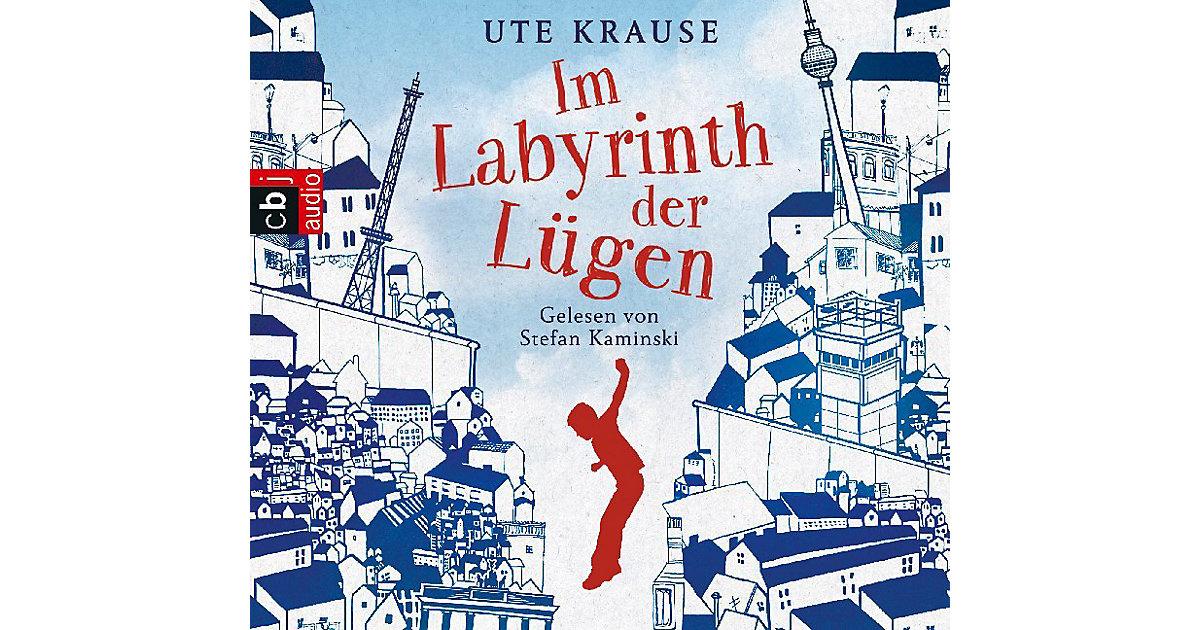 Im Labyrinth der Lügen, 4 Audio-CDs Hörbuch