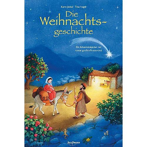 Kaufmann Verlag Die Weihnachtsgeschichte