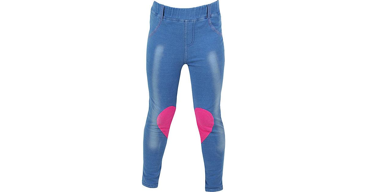 Reithose CHICO  blue denim Gr. 62/68 Mädchen Kleinkinder