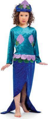 Kostüm Meerjungfrau Mariela Gr. 104/116 Mädchen Kleinkinder