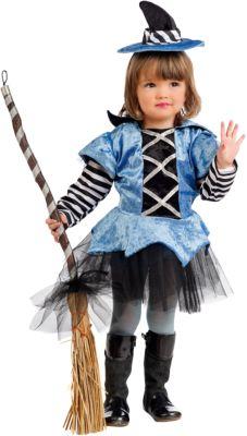 Kostüm Hexe Laurie Gr. 104/110 Mädchen Kleinkinder