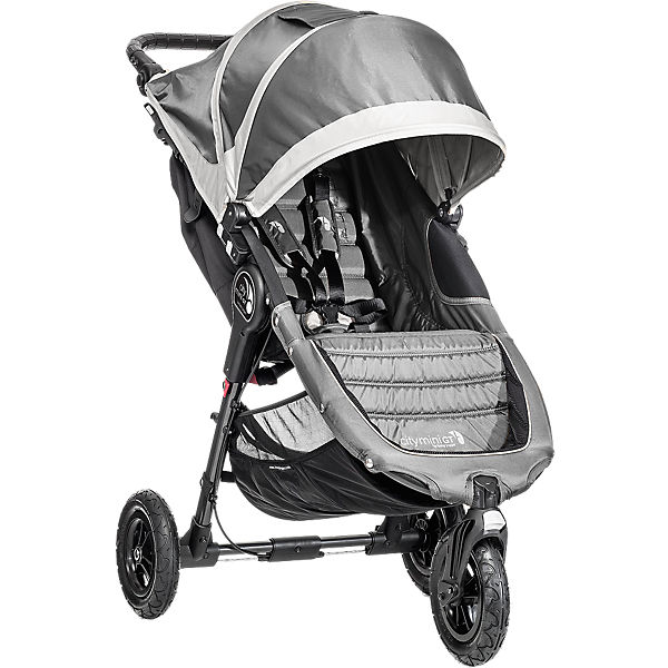Jogger City Mini  GT, steel/ gray, 2016