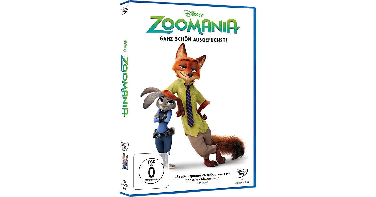 DVD Disney´s - Zoomania