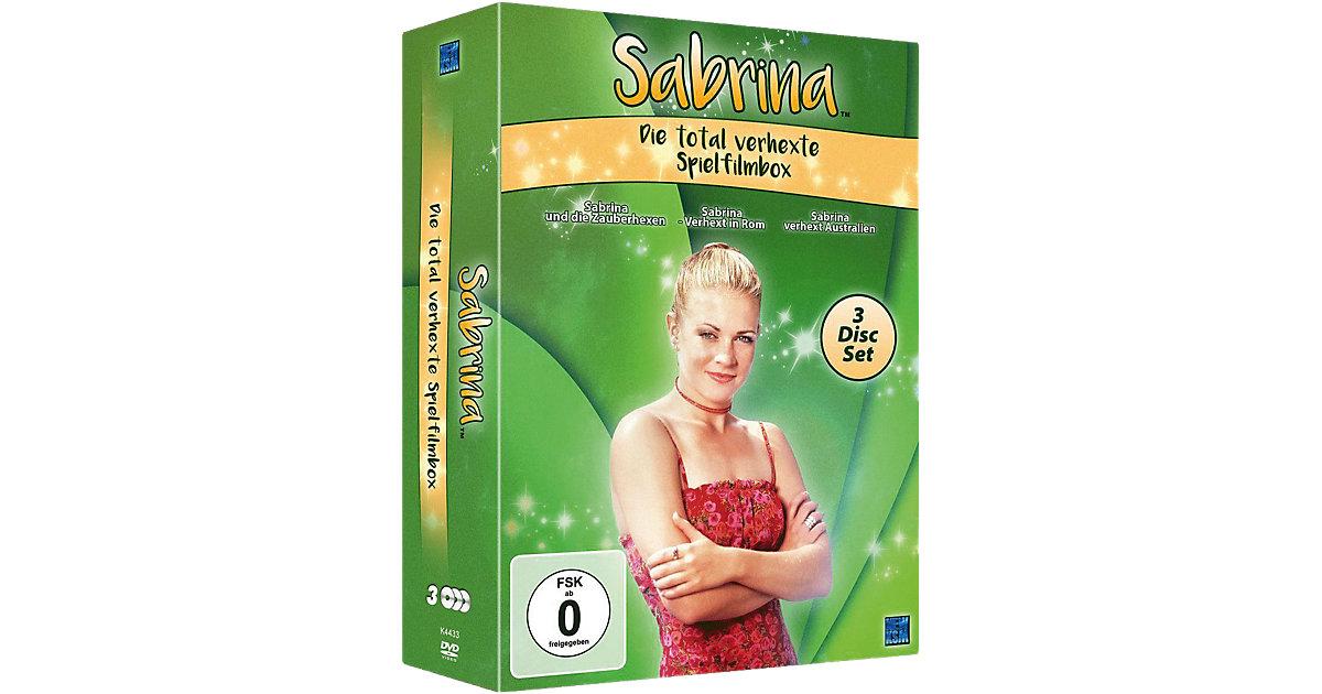 DVD Sabrina - Die total verhexte Spielfilmbox (...