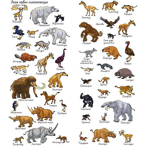 """Найди и покажи """"Динозавры"""" от Clever"""