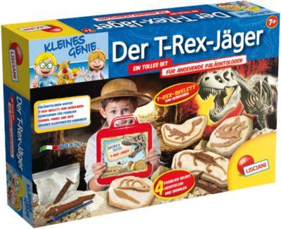 Kleines Genie - Der T-Rex-Jäger