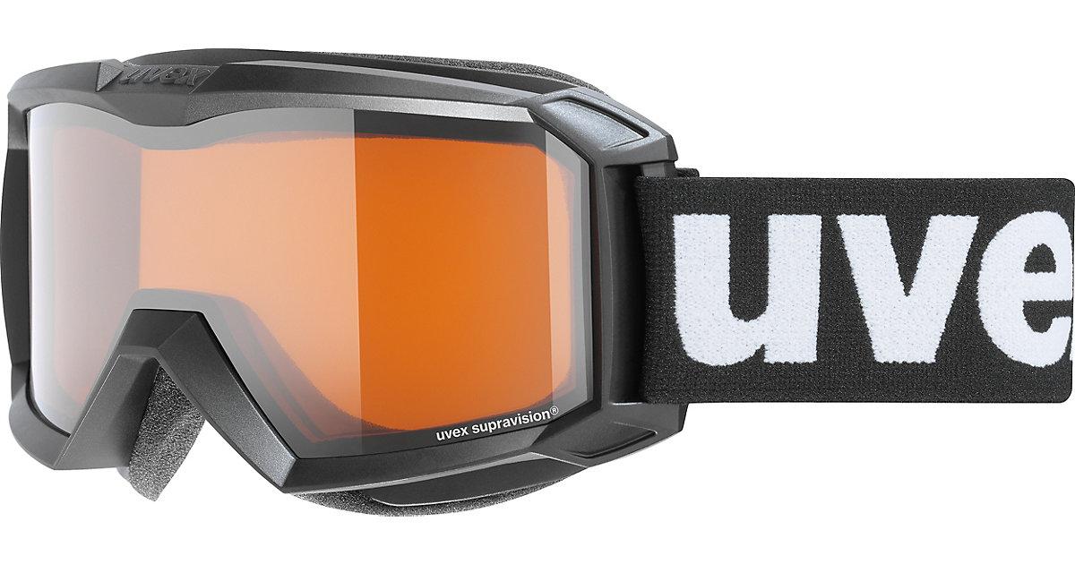 Skibrille Flizz LG Black Mat schwarz