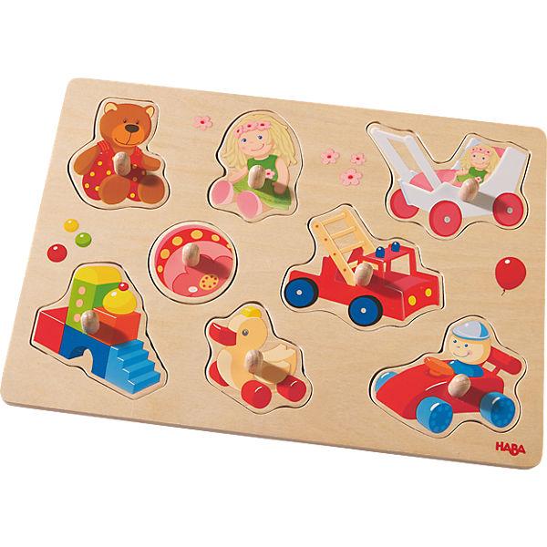 Greifpuzzle Meine ersten Spielzeuge, Haba