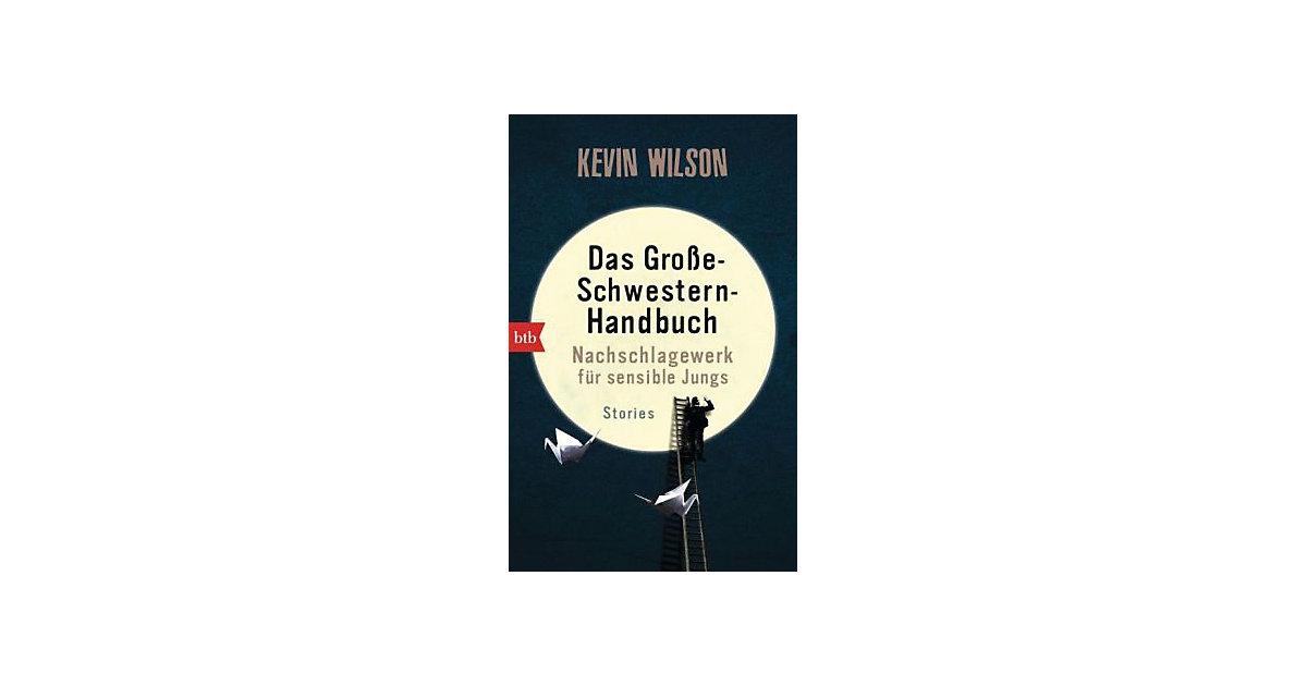Das Große-Schwestern-Handbuch: Nachschlagewerk sensible Jungs Kinder