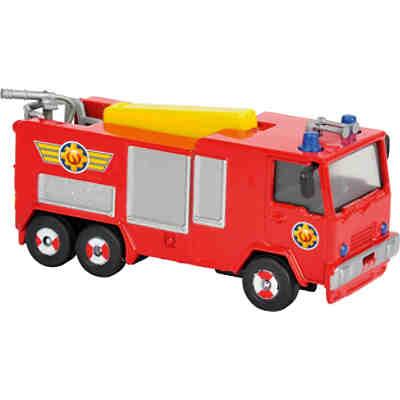Feuerwehrmann Sam Feuerwehrauto Venus Mit Figur Feuerwehrmann Sam