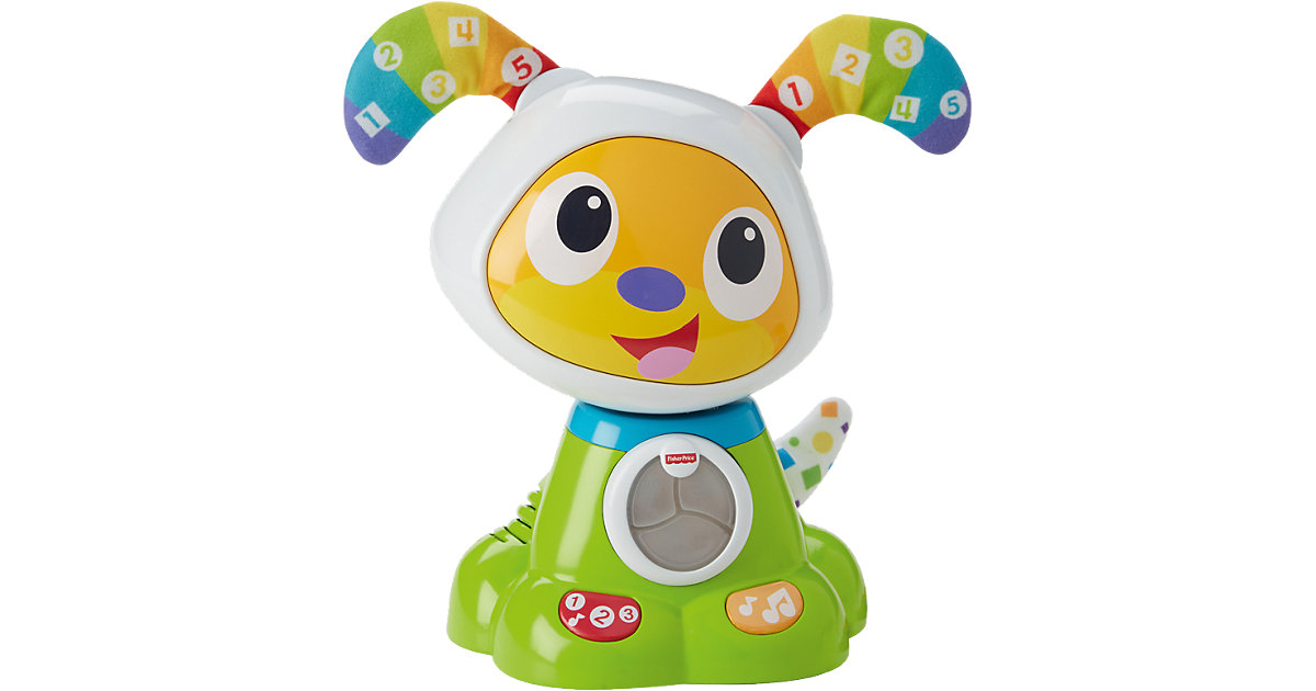 Mattel · Fisher-Price Tanzspaß BeatBello
