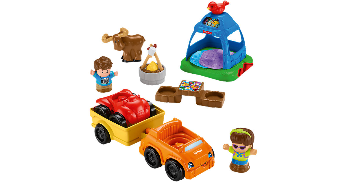Little People Camping Set