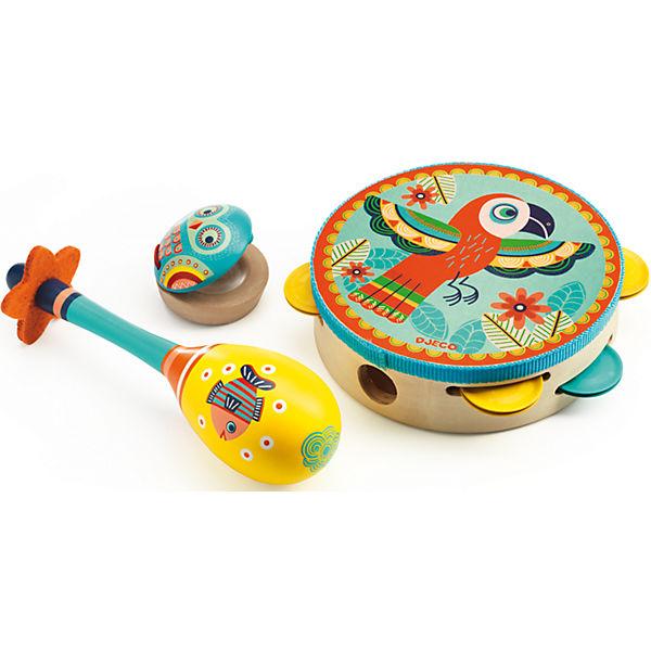 Набор музыкальных инструментов, DJECO