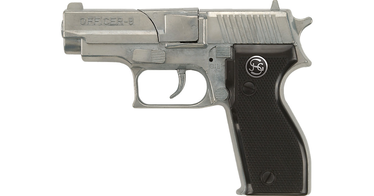 Pistole Officer, 8 Schuss Jungen Kinder