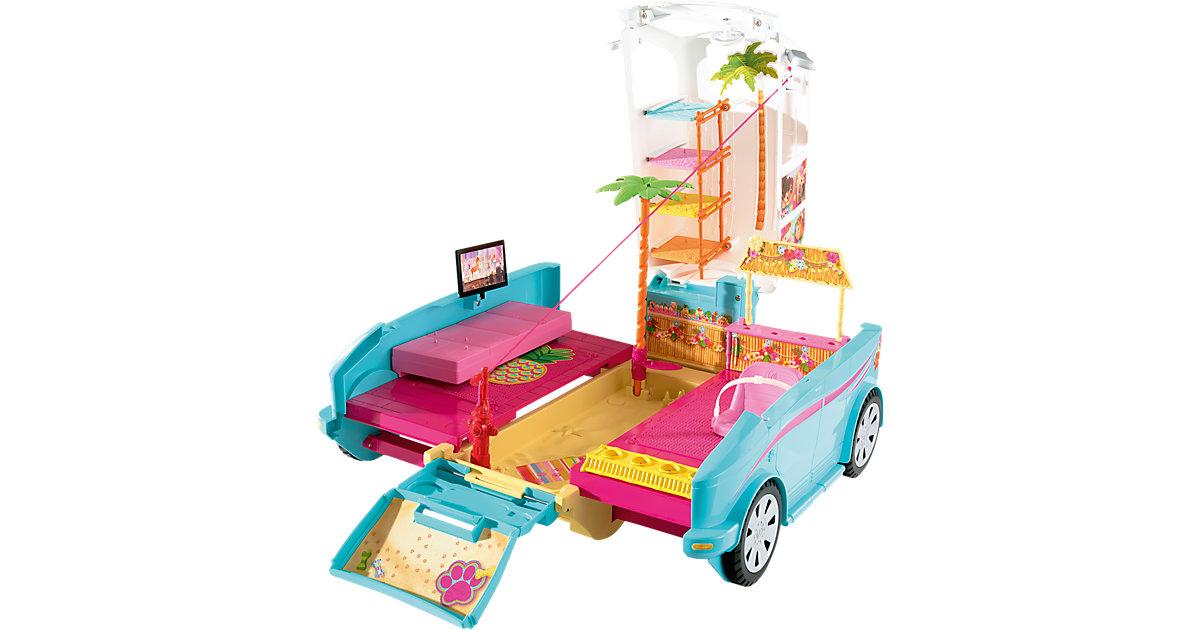 Mattel · Die große Hundesuche Hunde-Mobil