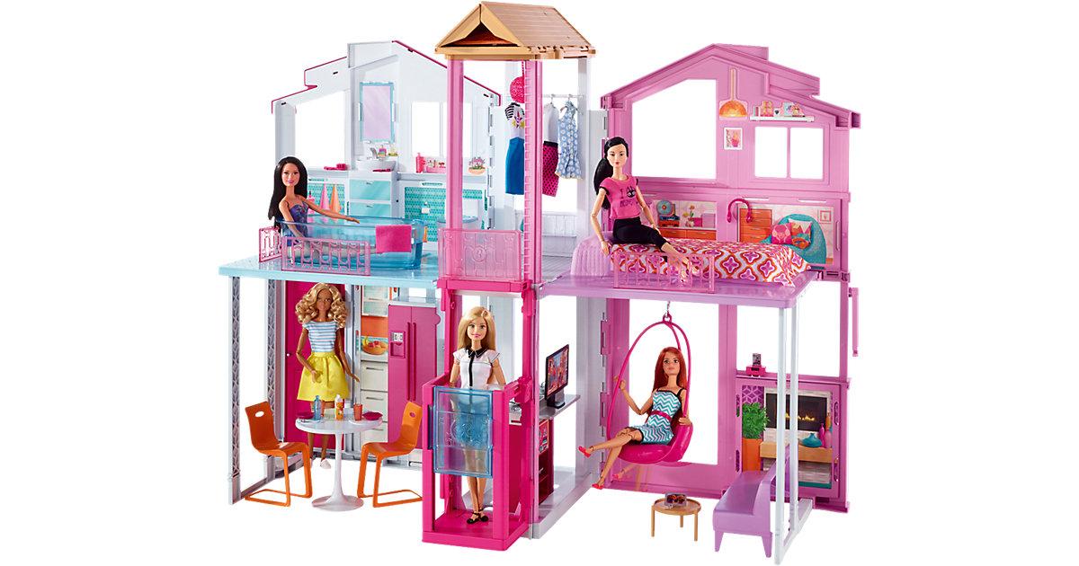 BARBIE · Barbie: Barbie 3 Etagen Stadthaus