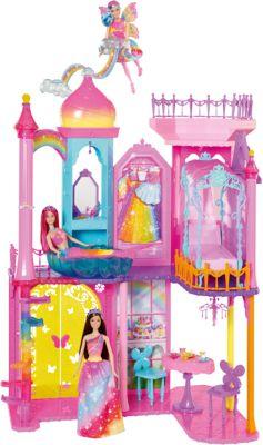 Barbie Regenbogen Schloss