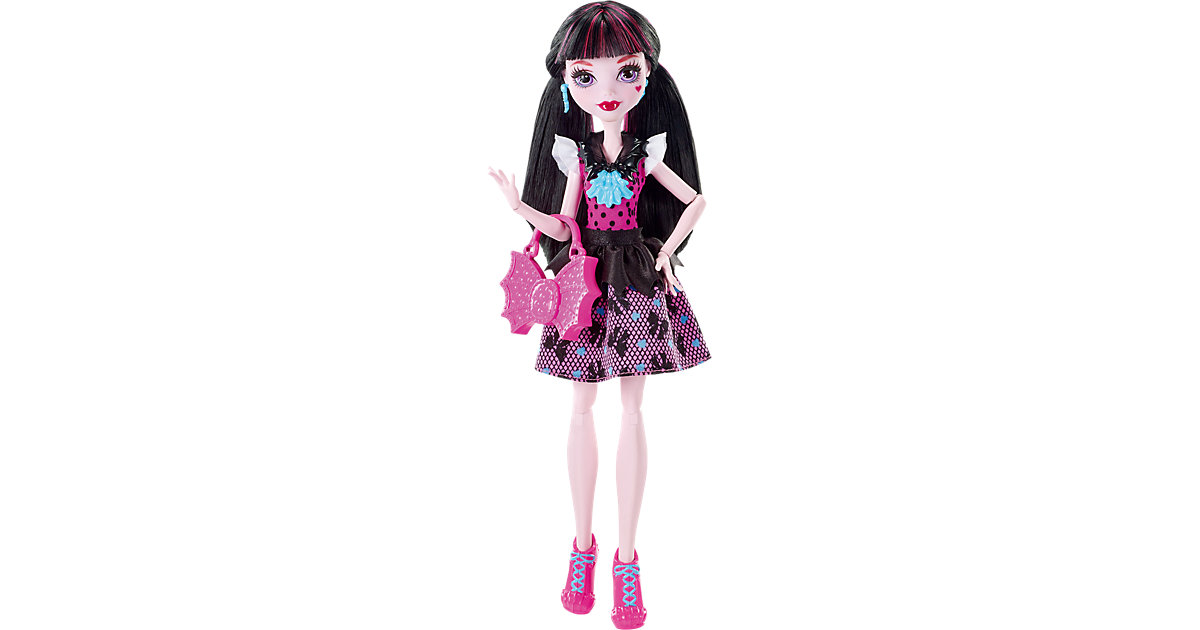 Monster High Todschicke Monsterschülerin Dracul...
