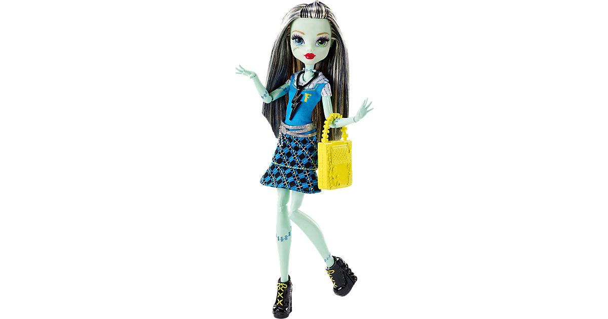 Monster High Todschicke Monsterschülerin Frankie