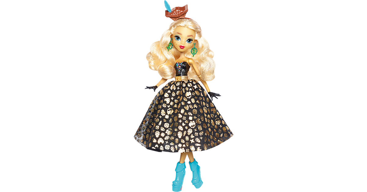 Monster High Dana Treasure Jones Puppe