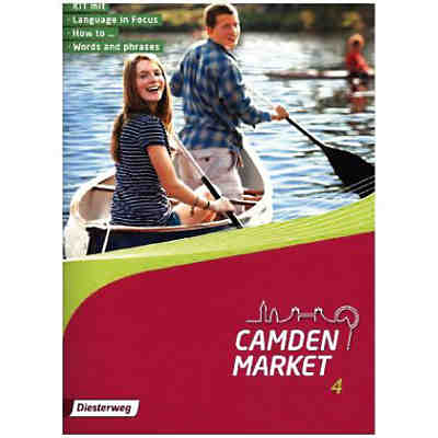 Camden Market, Ausgabe 2013: Kit mit Language in Focus, How to..., Words and phrases