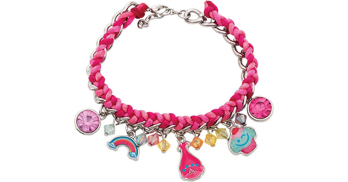 Armband aus Metall Trolls Mädchen Kinder