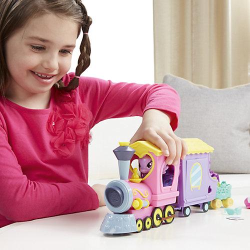 """Игровой набор My Little Pony """"Поезд Дружбы"""" от Hasbro"""