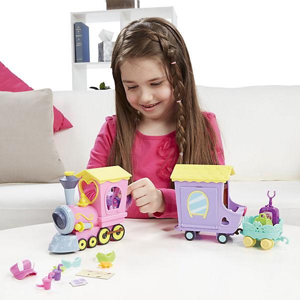 """Игровой набор My Little Pony """"Поезд Дружбы"""""""