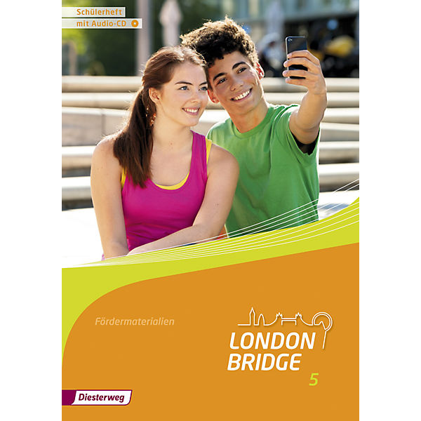 London Bridge: Schülerheft mit Audio-CD