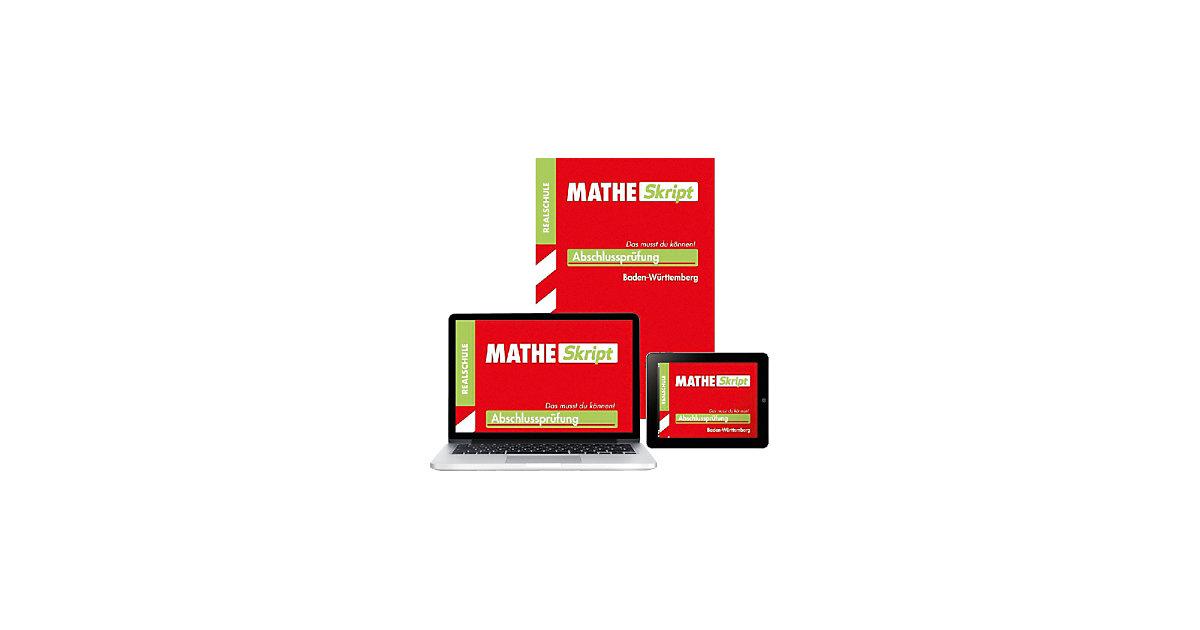 MATHE Skript, Abschlussprüfung Realschule Baden...