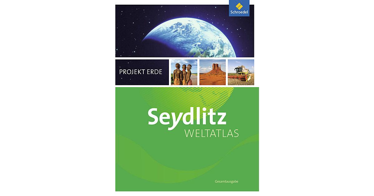 Seydlitz Weltatlas Projekt Erde (2016): Gesamta...
