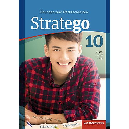 Westermann Verlag Stratego - Übungen zum Rechtschreiben, Ausgabe 2014: 10. Schuljahr, Arbeitsheft
