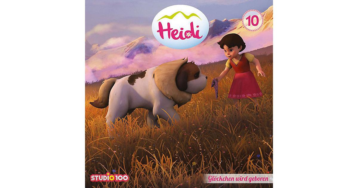 CD Heidi 10 - Glöckchen wird geboren u.a.