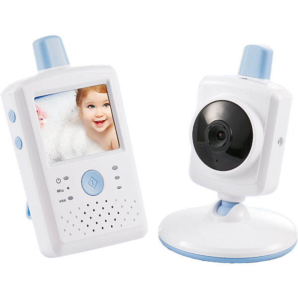 "Video Babyphone BCF 867 mit 2,4""-LCD-Touchscreen"