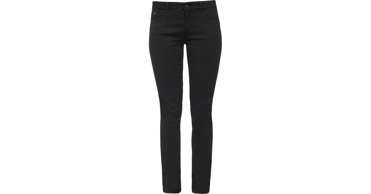 ESPRIT · Hose Straight Medium Rise Gr. 34/L32 Damen Kinder