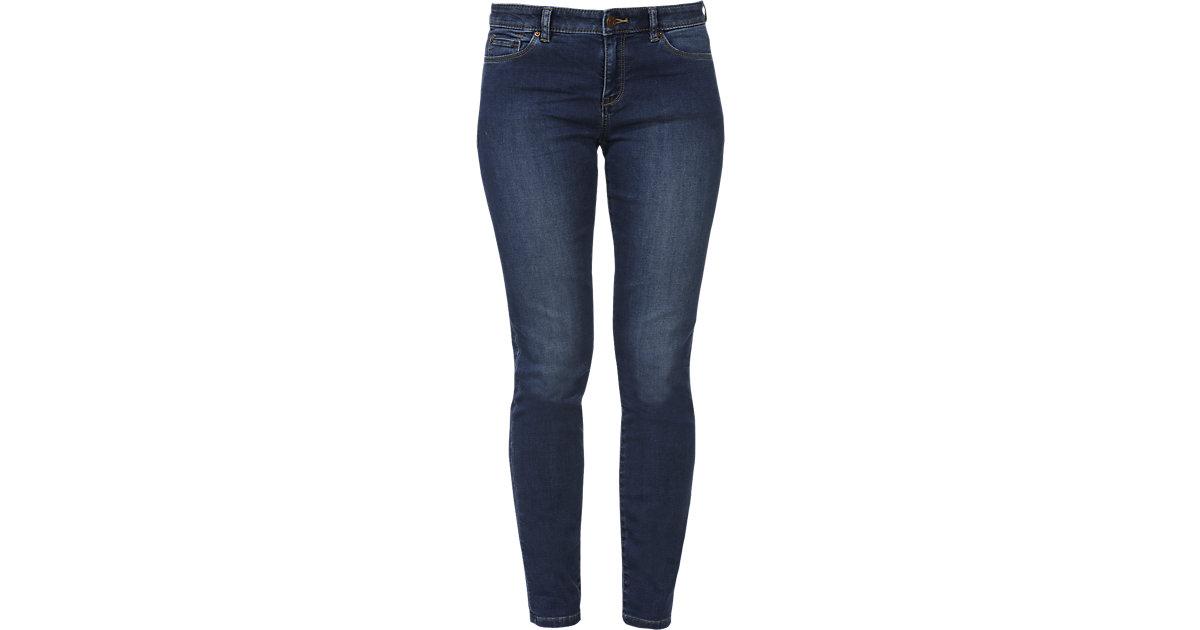 ESPRIT · Jeans Slim Medium Rise Gr. W28 Damen Kinder