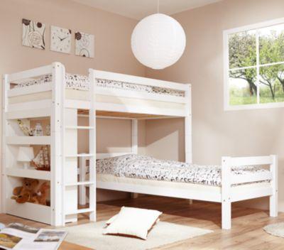 Etagenbett Lupo : Kinderzimmer lupo und ticaa etagenbett g buche natur
