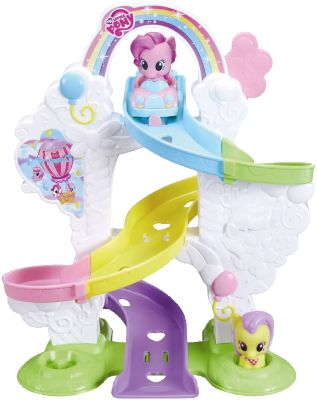 My Little Pony Playskool Friends Pony Sausebahn
