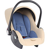 Автокресло Leader kids Baby Leader Comfort, 0-13 кг, бежевый/голубой