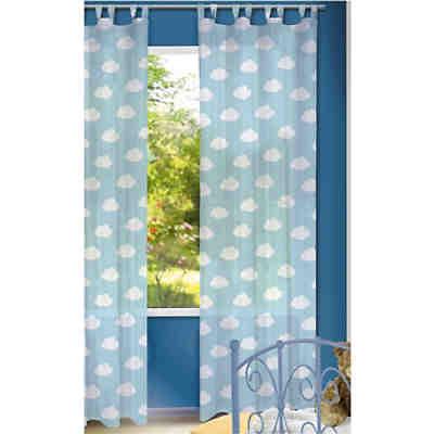 vorhang wolken inkl b gelband 140 x 245 cm 2 st ck mytoys. Black Bedroom Furniture Sets. Home Design Ideas