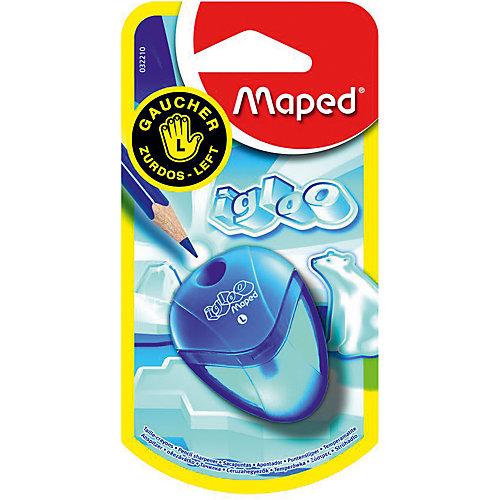 """Точилка для левшей """"I-gloo"""" от Maped"""