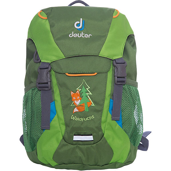 best place delicate colors best loved Kinderrucksack WALDFUCHS emerald kiwi, Deuter