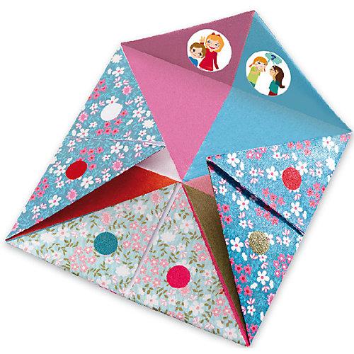 Оригами с фантами от DJECO