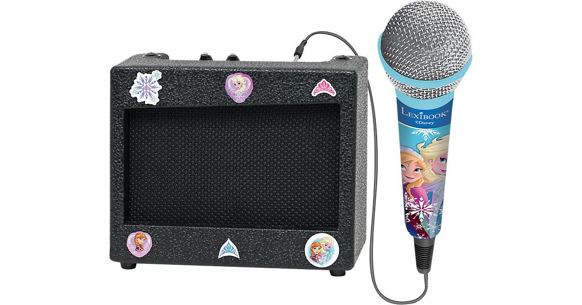 Die Eiskönigin Mini-Verstärker mit Mikrofon